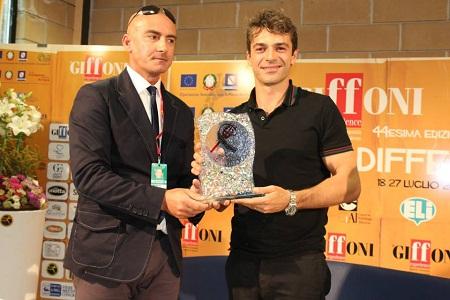 Premio Cinecibo ad Argentero