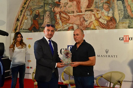 Ozpetek e Argentero vincono il Premio Cinecibo al Festival di Giffoni
