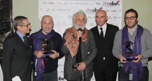 Cinecibo Award 2013 a Giovanni Veronesi e Alessio Maria Federici: a Roma consegna i premi il presidente Michele Placido