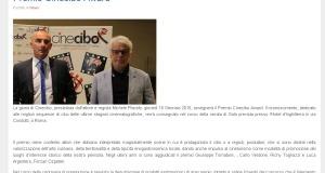 SalernoFood: Premio Cinecibo Award