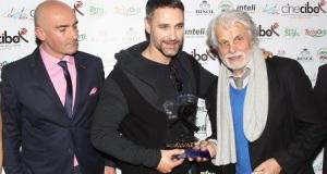 Cinecibo con Raoul Bova per la casa-famiglia 'Capitano Ultimo' di Roma