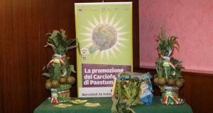 Il Carciofo di Paestum IGP protagonista al Cibus di Parma