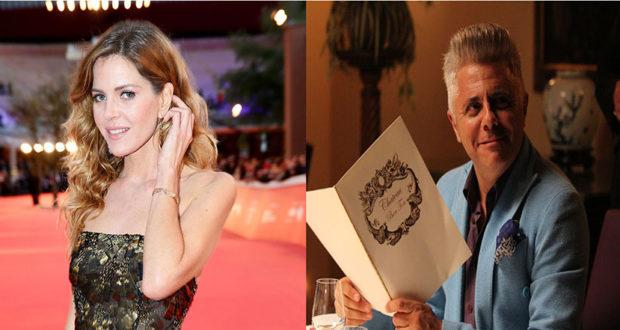 Gli attori Dino Abbrescia ed Elisabetta Pellini si sfideranno ai fornelli  per la quinta edizione di Cinecibo