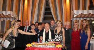 Assegnati a Roma da Michele Placido i Cinecibo Award 2017 ad Ambra Angiolini, Lino e Rosanna Banfi, Stefano Fresi, Giuseppe Zeno, Matteo Rovere, Fausto Brizzi
