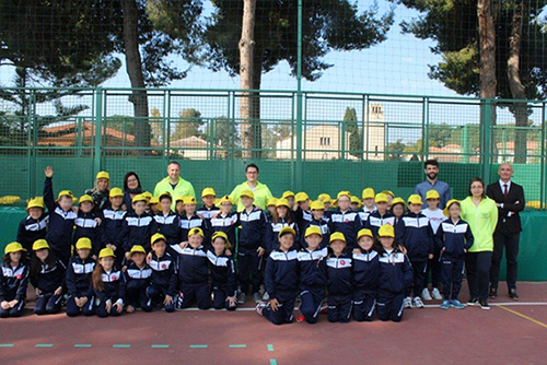 Riparte giovedì 20 aprile Fruit and Salad School Games