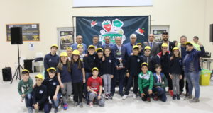 Gatto e Salvemini vincono la prima edizione di Fruit and Salad School Games