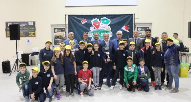Gatto e Salvemini vincono la prima edizione di Fruit and Salad School Games