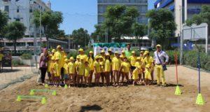 Partono il 10 luglio da Paestum le tappe campane di Fruit&Salad on the Beach
