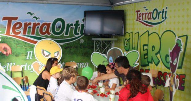 Inaugura Giffoni Experience con Terra Orti principale sponsor e partner