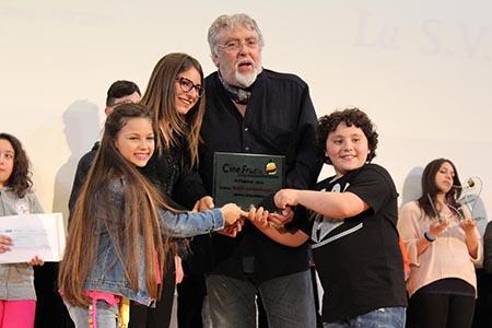 Cinefrutta: scuole al via per vincere il Giffoni Film Festival