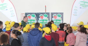 E' già un successo la 2° edizione di Fruit&Salad School Games