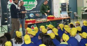 Al Palazauli la finale di Fruit&Salad School Games 2018