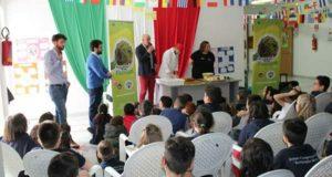 Il Carciofo di Paestum IGP conclude il tour nelle scuole