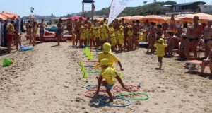 Fruit&Salad on the Beach approda a Barletta
