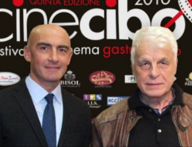 Michele Placido l'11 marzo a Roma assegna i Cinecibo Awards