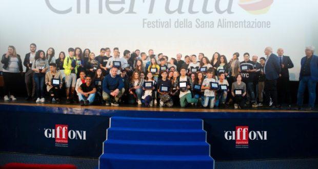 A Giffoni finale di Cineftutta con Massimo Boldi