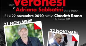 Giovannni Veronesi Presto A Cinecitta' Per La Nuova Masterclass Cinecibo