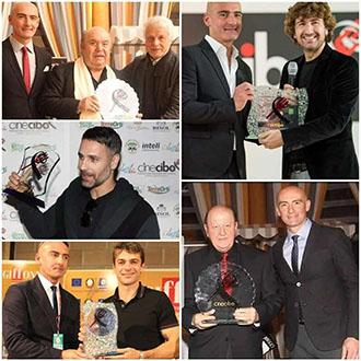 Premio Cinecibo al Festival Cortinametraggio