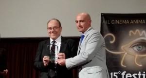 Cinecibo premia Carlo Verdone al Festival Europeo del Cinema di Lecce
