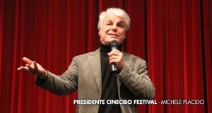 Pubblicato il bando documentari e cortometraggi di Cinecibo, il Festival presieduto da Michele Placido