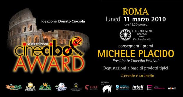 Cinecibo Award – Presentazione