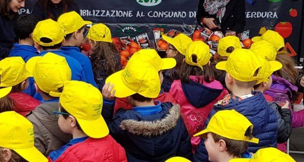 Fruit&Salad School Games ritorna in Campania
