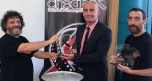 Masterclass Cinecibo con i Manetti Bros a Cinecitta verso il 'sold out'