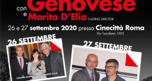 Il regista Paolo Genovese a Cinecittà per la nuova MasterClass Cinecibo