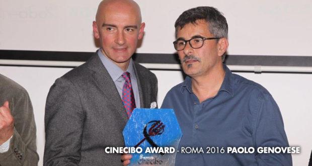 Ultimi posti per la esclusiva Masterclass Cinecibo con Paolo Genovese